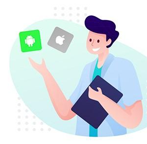 Application mobile GPS Santé