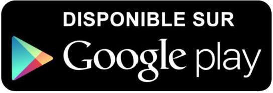 Application GPS Santé sur google play store