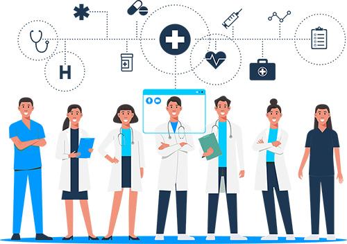 médecins et praticiens GPS Santé