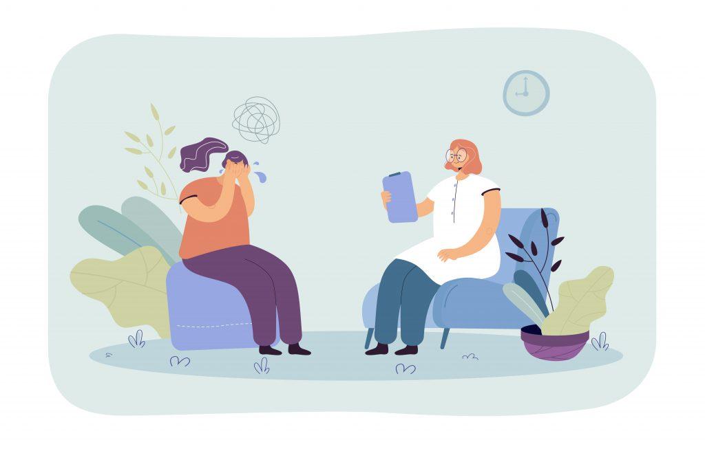 séance de thérapie pyschologique suite prise de rendez-vous en ligne