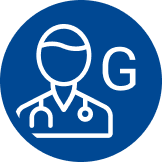 Logo médecin généraliste GPS Santé