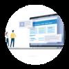 page web personnalisée
